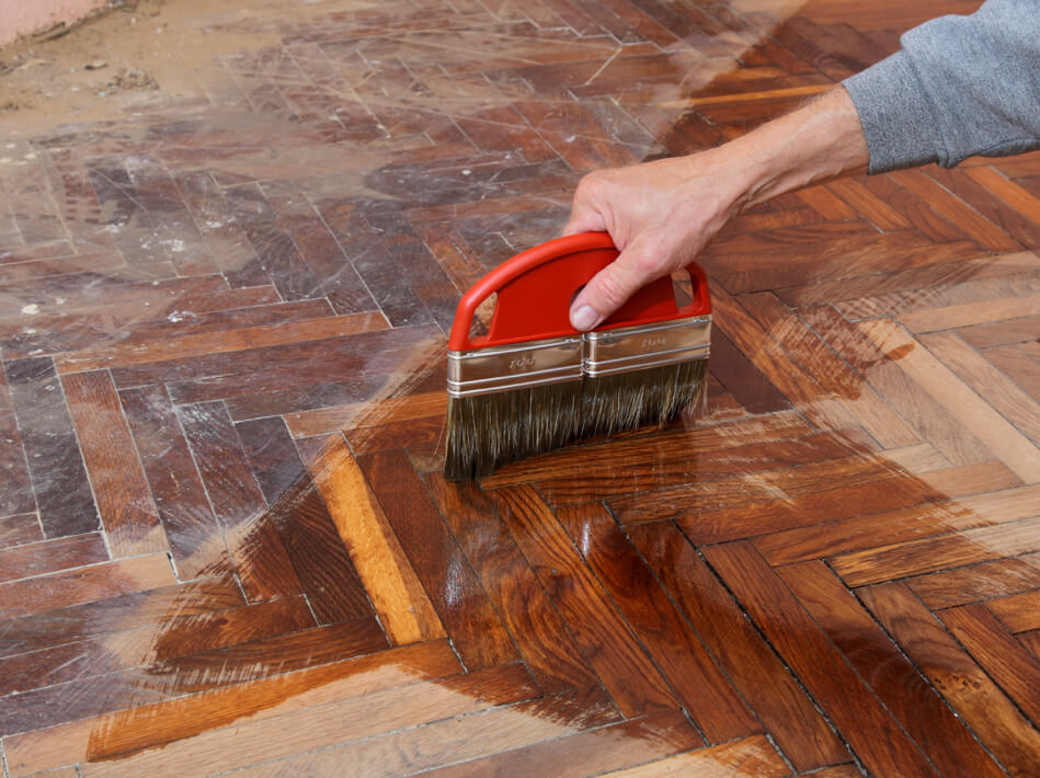 Hardwood restoration | Magic Carpets