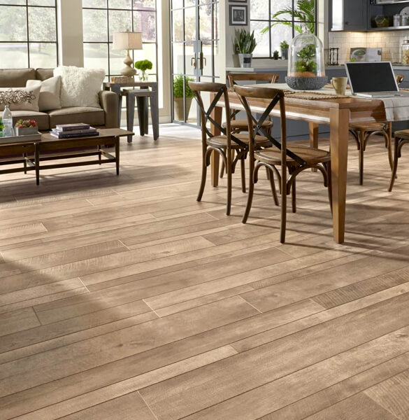 Mannington laminate flooring | Magic Carpets