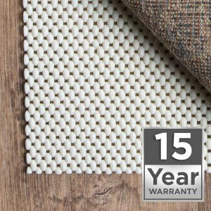 Rug pad 15 year warranty | Magic Carpets