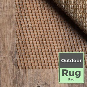 Outdoor rug pad | Magic Carpets