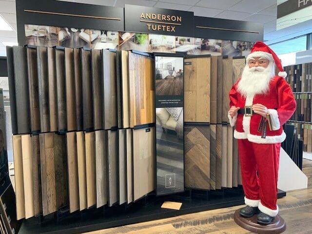 Christmas floor | Magic Carpets
