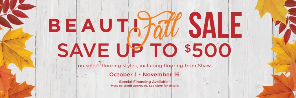 BeautiFALL Sale | Magic Carpets