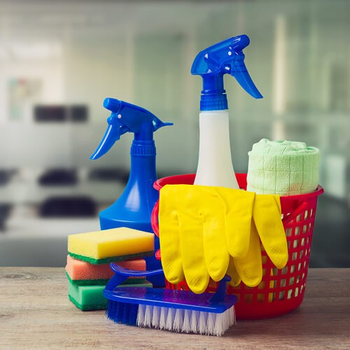 Cleaning supplies | Magic Carpets