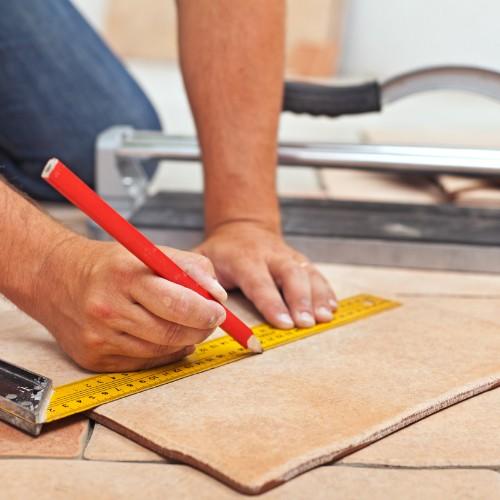 Professional tile installation | Magic Carpets